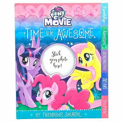My Little Pony Journal Kids Code Writing Craft Ideas Activity Book Planner