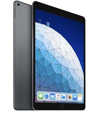 "APPLE 10.5"" iPad Air (2019) - 64 GB, Space Grey"