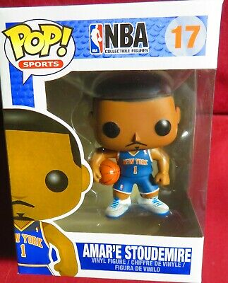 Vaulted, Funko, Pop Sports, Nba Basketball, #17, Amar'e Stoudmire