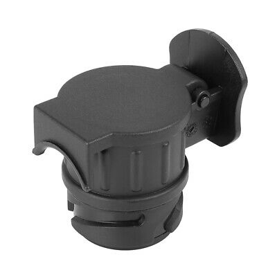 Waterproof 13 to 7 Pin Plug Trailer Adapter Towbar Towing Socket for Truck Car