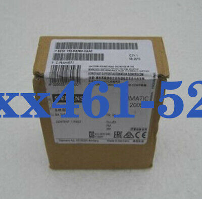 1PC Brand New SIEMENS bus adapter 6ES7 193-6AR00-0AA0  DY