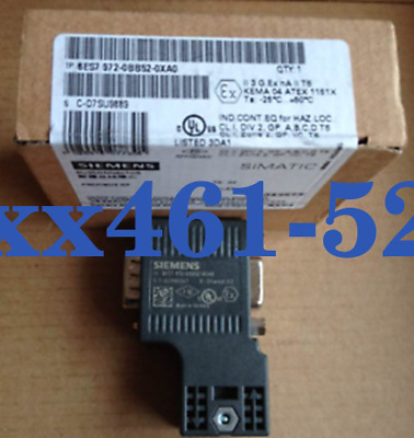 1PC New Siemens Plc 6ES7972-0BA52-0XA0 Bus Connector  DY