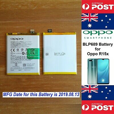 BLP689 GENUINE Battery for OPPO R15X  3600mAh  Good Quality - Local Seller