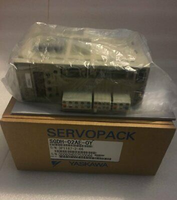 1PC New In Box Yaskawa AC serve drive SGDH-02AE-OY IN BOX FREE SHIPPING #YP1