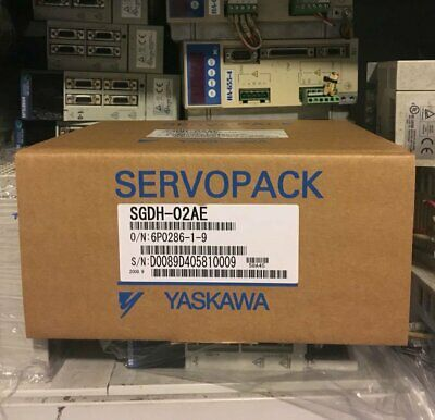 ONE Brand New Yaskawa AC Servo Drive SGDH-02AE IN BOX FREE SHIPPING #YP1