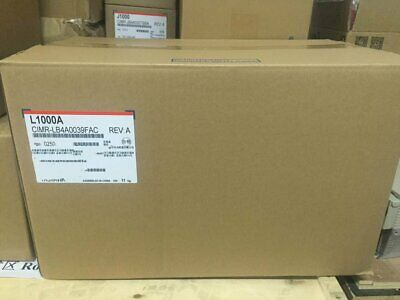 1PC New FOR YASKAWA Inverter CIMR-LB4A0039FAC IN BOX FREE SHIPPING #YP1