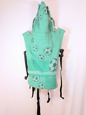 Anaira Creations Toddler Wrap Conversion Buckle Soccer Carrier Didymos Goal