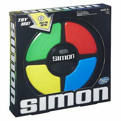 Simon Electronic Game Handheld Lights And Sounds Memory Kids Game New