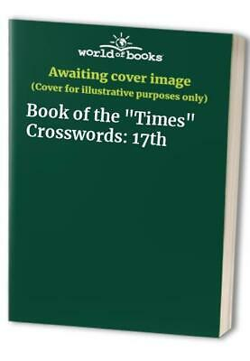 """Book of the """"Times"""" Crosswords: 17th by  0723005796 FREE Shipping"""