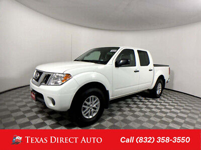 2019 Nissan Frontier SV Texas Direct Auto 2019 SV Used 4L V6 24V Automatic 4WD Pickup Truck