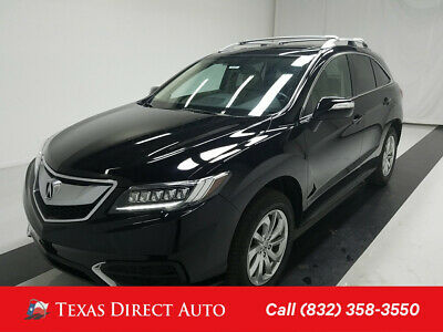 2016 Acura RDX FWD w/Technology Package Texas Direct Auto 2016 FWD w/Technology Package Used 3.5L V6 24V Automatic FWD