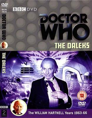 Doctor Who The Daleks (Special Edition) William Hartnell as Dr Who The Beginning
