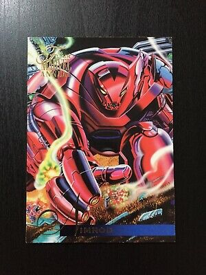 1995 Fleer Flair Marvel Annual Trading Card #20 NIMROD