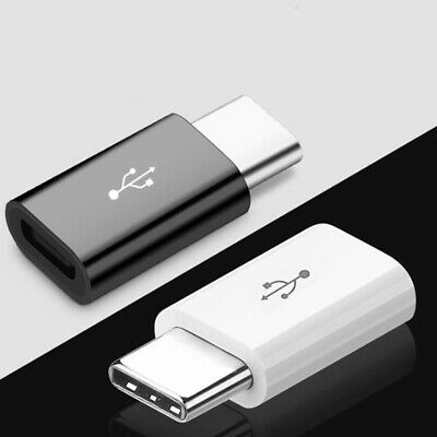 USB Type C Male Connector to Micro USB Female Converter USB C Adapter OTG HOT