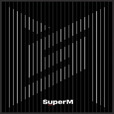 SUPERM The 1st Mini Album UNITED Ver. Audio CD 2019 BRAND NEW FACTORY SEALED