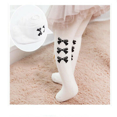 Girls Winter Warm Stockings Soft ChildrenLong Thick Cotton Pantyhose Popular Hot