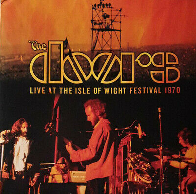 The Doors Live Isle Of Wight Festival 1970 Limited Black Friday Rsd New Sealed
