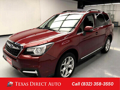 2017 Subaru Forester Touring Texas Direct Auto 2017 Touring Used 2.5L H4 16V Automatic AWD SUV