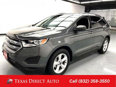 2017 Ford Edge SE Texas Direct Auto 2017 SE Used Turbo 2L I4 16V Automatic FWD SUV Premium