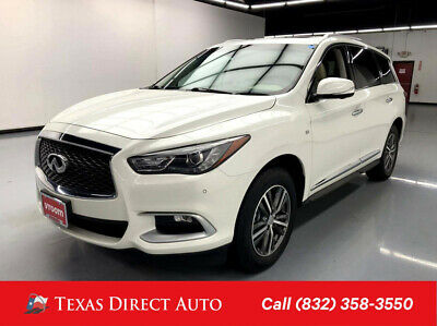 2016 Infiniti QX60  Texas Direct Auto 2016 Used 3.5L V6 24V Automatic AWD SUV Bose Premium