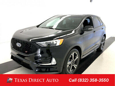 2019 Ford Edge ST Texas Direct Auto 2019 ST Used Turbo 2.7L V6 24V Automatic AWD SUV Premium