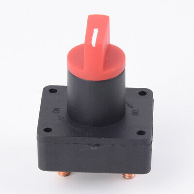 Auto Battery Disconnect Switch Master Cut-off Quick Kill For Various Vehicle