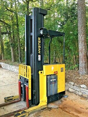 Hyster N45Xmr Electric Forklift Truck 3400Lb Capacity