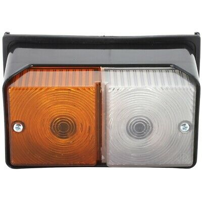 Front Side Light Fits Ford 5610 6410 6610 6810 7610 8210 Tractors Ap / Q Cab.