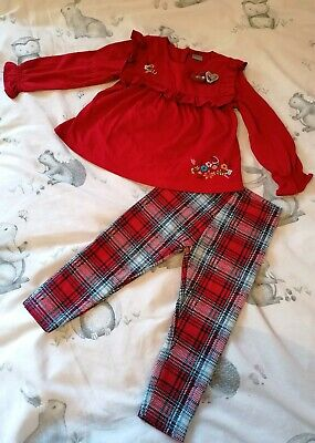 Girls NEXT Christmas/Winter Outfit Age 2-3