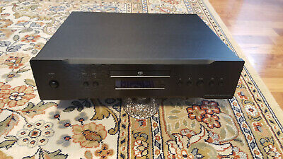 TEAC CD-2000 schwarz CD/SACD-Player TOP