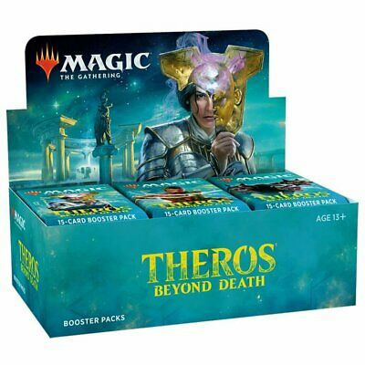 Magic the Gathering MTG Theros Beyond Death Booster Box W/ 36 Packs
