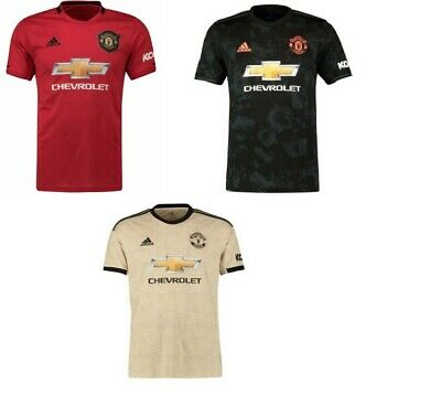 Manchester United Home/Away/Third Shirt 2019/20 Adult size