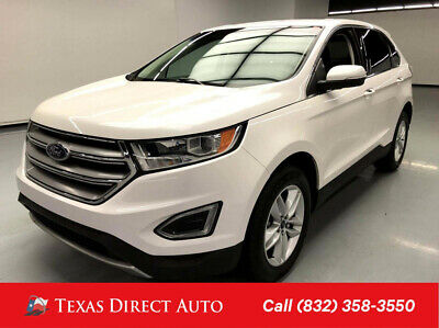 2015 Ford Edge SEL Texas Direct Auto 2015 SEL Used Turbo 2L I4 16V Automatic AWD SUV Premium