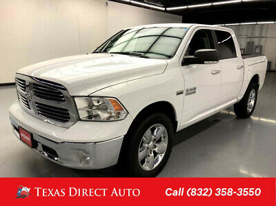 2017 Ram 1500 Big Horn Texas Direct Auto 2017 Big Horn Used 5.7L V8 16V Automatic 4WD Pickup Truck
