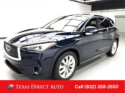 2019 Infiniti QX50 LUXE Texas Direct Auto 2019 LUXE Used Turbo 2L I4 16V Automatic AWD SUV Premium