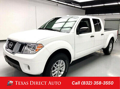 2016 Nissan Frontier SV Texas Direct Auto 2016 SV Used 4L V6 24V Automatic RWD Pickup Truck