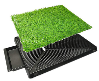 Downtown Pet Supply Dog Pee Potty Pad Bathroom Tinkle Artificial Grass NEW