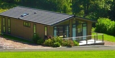 New Stunning Countryside Luxury Holiday Lodge For Hire