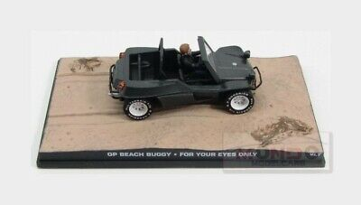 Volkswagen Gp Beach Buggy 1981 007 James Bond For Your Eyes Only 1:43 BONDCOL081