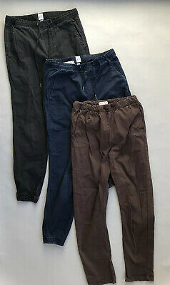 Bundle Of 3 Pairs Boys Trousers By Gap And Zara 13-14 Years/XS TP