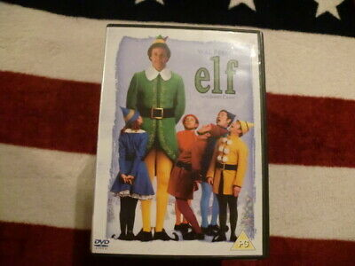 Elf (2 Disc Dvd Edition) All Time Classic Christmas Comedy £1