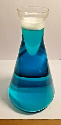 2000mL / Pyrex Erlenmeyer Narrow Mouth Rim Flask Unprinted