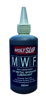 41003 Molyslip MWF High Performance Cutting Fluid 350Ml