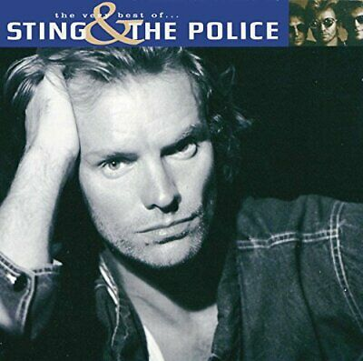 The Police - The Very Best of Sting and The Police - The Police CD B6VG