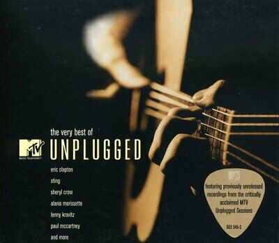Various Artists - The Very Best Of MTV Unplugged - Various Artists CD VZVG