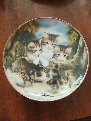 FRANKLIN MINT- Fine Feathered Friends - Collector Plate