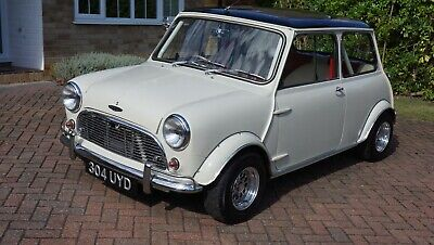 1963 Mk1 Mini - Concours Condition - 6000 Miles Since Ground Up Restoration