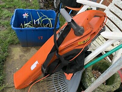 FLYMO GARDEN VAC 2700 Blower And Hoover Leaf Leaves Autumn Winter Must Have