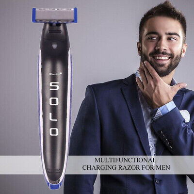 Microtouch Solo Hyper-Advanced Smart Razor - Original As Seen On Tv Micro Touch