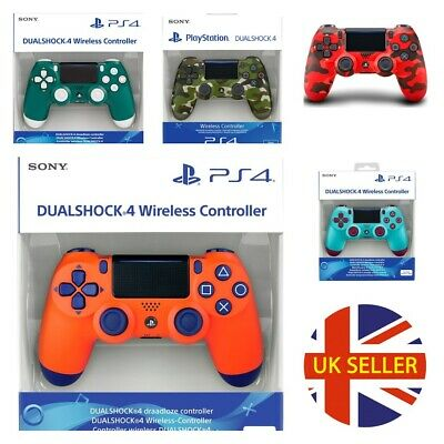 PS4 DualShock 4 Wireless Controller (V2) - Multiple Colors - Same Day Dispatch